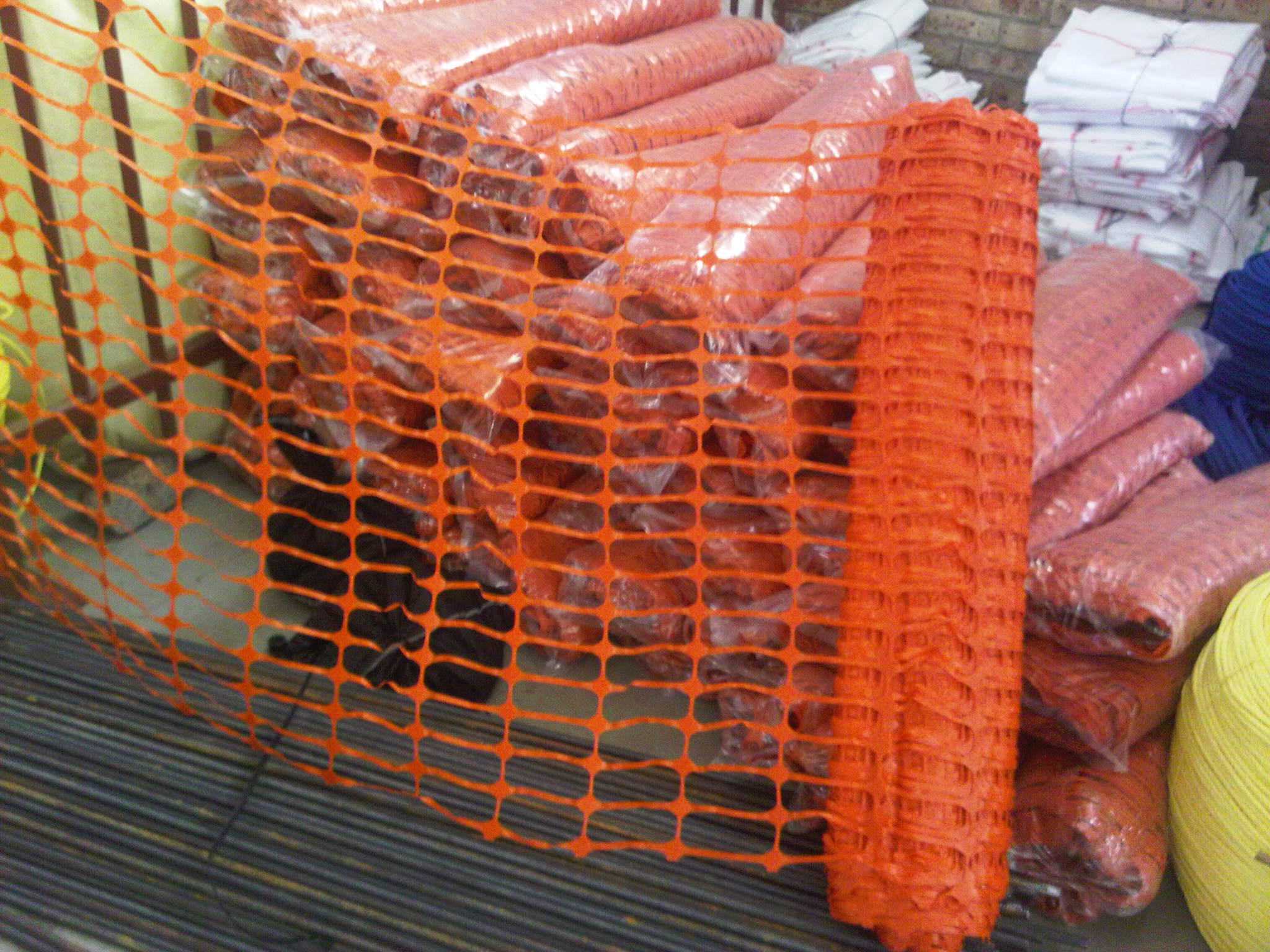 Extruded Barrier Netting